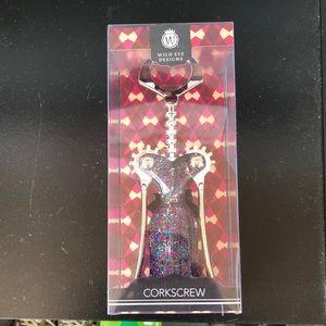 Wild Eye designs fashion glittery dress corkscrew